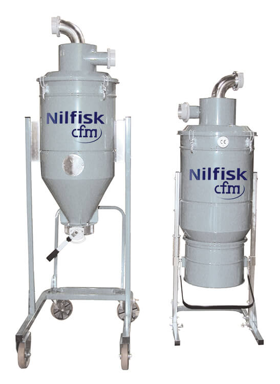 Central Vacuum Systems Nilfisk Industrial Vacuums