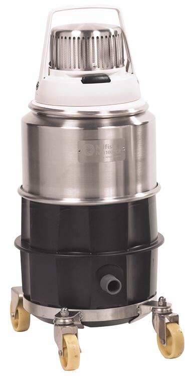 IVT 1000CR Safe-Pak Cleanroom Vacuum