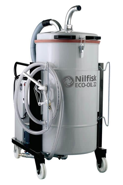 Eco-Oil 22 Machine Shop Vacuum