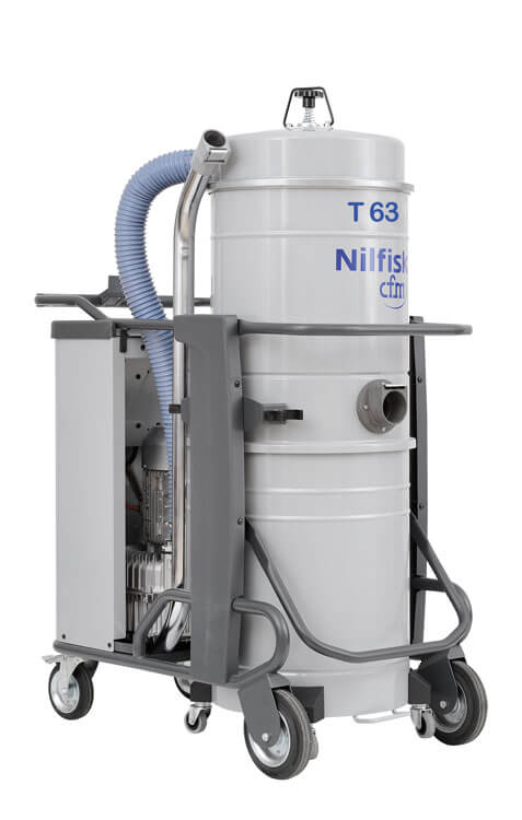 T63 Industrial Vacuum Cleaner