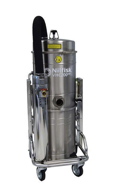 VHC200 EXP Hazardous Location Vacuum