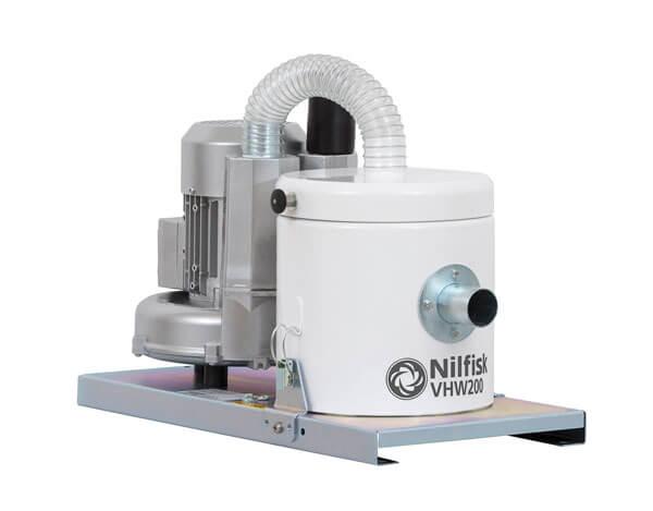 VHW200 Fixed Horizontal Vacuum