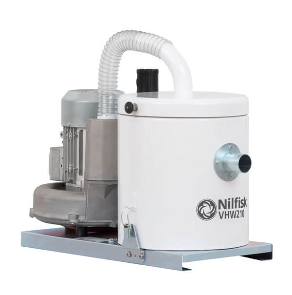 VHW210 Fixed Horizontal Vacuum