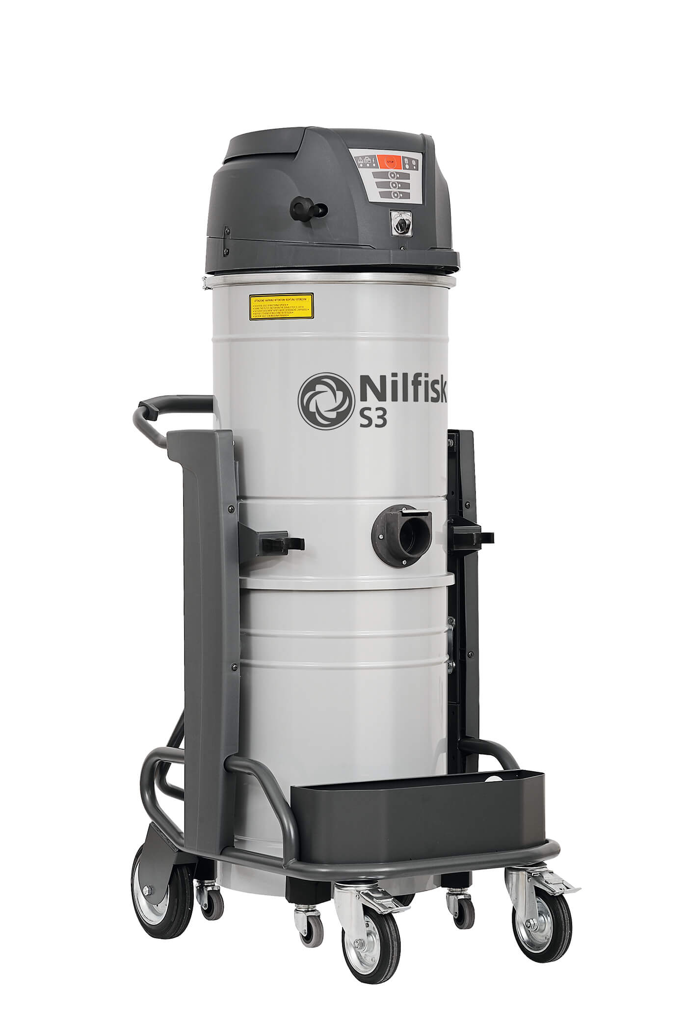 Single Phase Wet And Dry Vacuums Nilfisk Industrial Vacuums