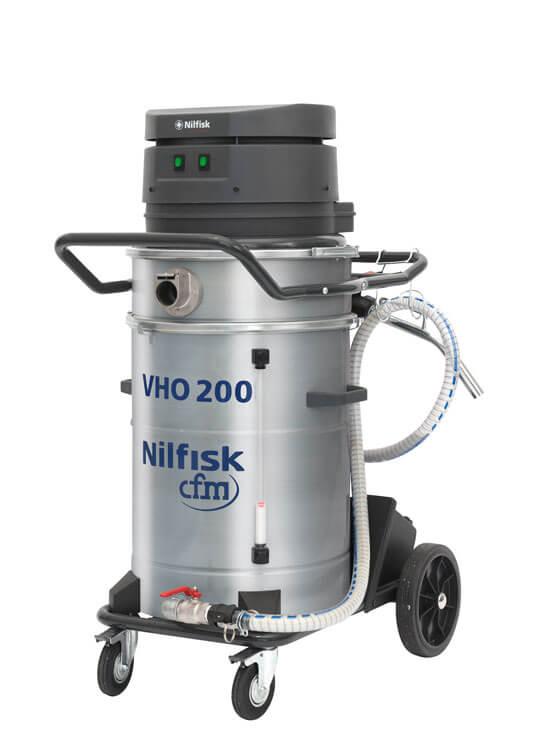 Vho 200 Sump Pump Vacuum Nilfisk Industrial Vacuums