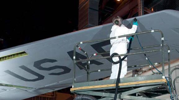 Composites | Nilfisk Industrial Vacuums
