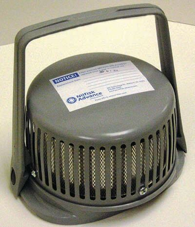 Exhaust Filter Kit
