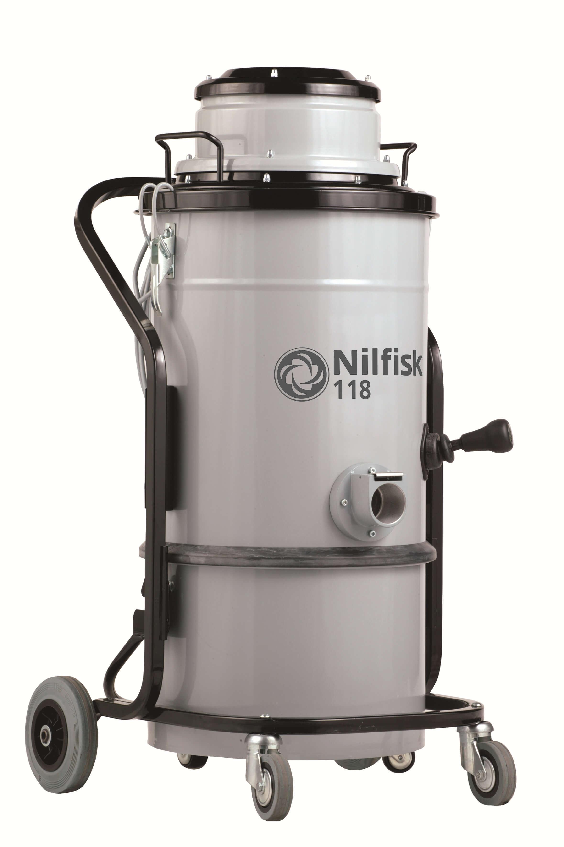 Industrial Blower Filters : Industrial vacuum with hepa filter nilfisk