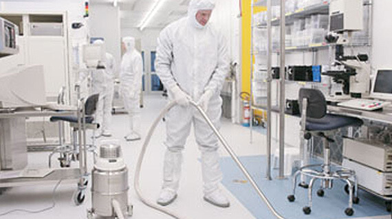 Cleanroom Vacuums