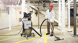 Industrial Vacuum Cleaners   Nilfisk Industrial Vacuums