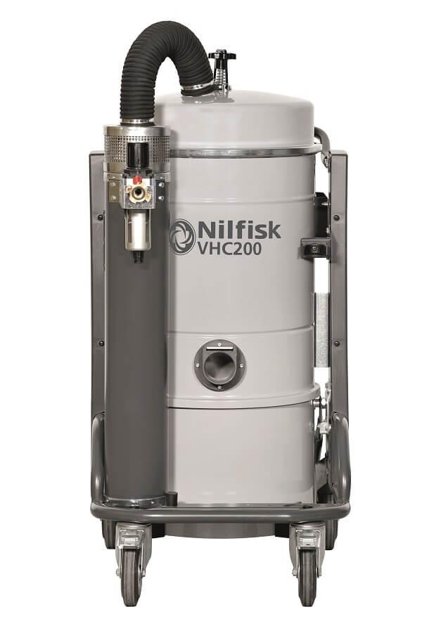 Air Operated Pneumatic Nilfisk Industrial Vacuums