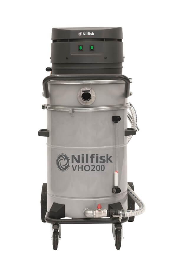 vho 200 sump pump vacuum | nilfisk industrial vacuums