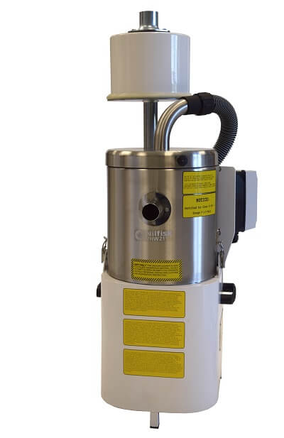 VHW211 Certified Class II Division 2 Vacuum