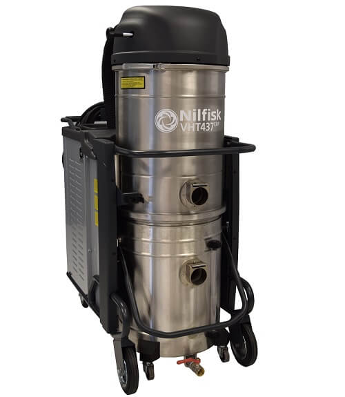 VHT437 EXP Continuous-Duty, Certified Explosion-Proof Vacuum with Integrated Immersion Separator