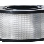HEPA cartridge filter