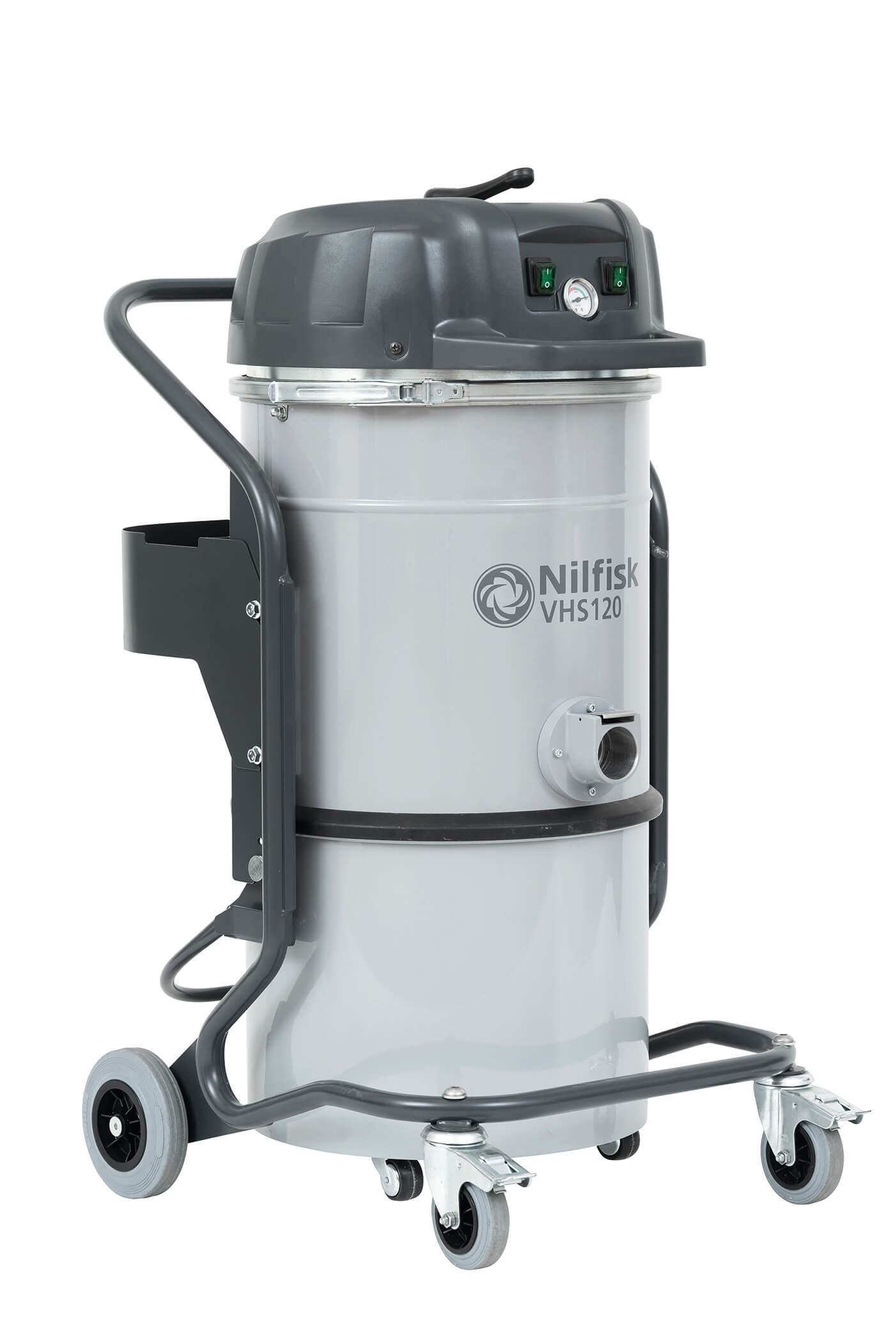 Nilfisk Industrial Vacuums
