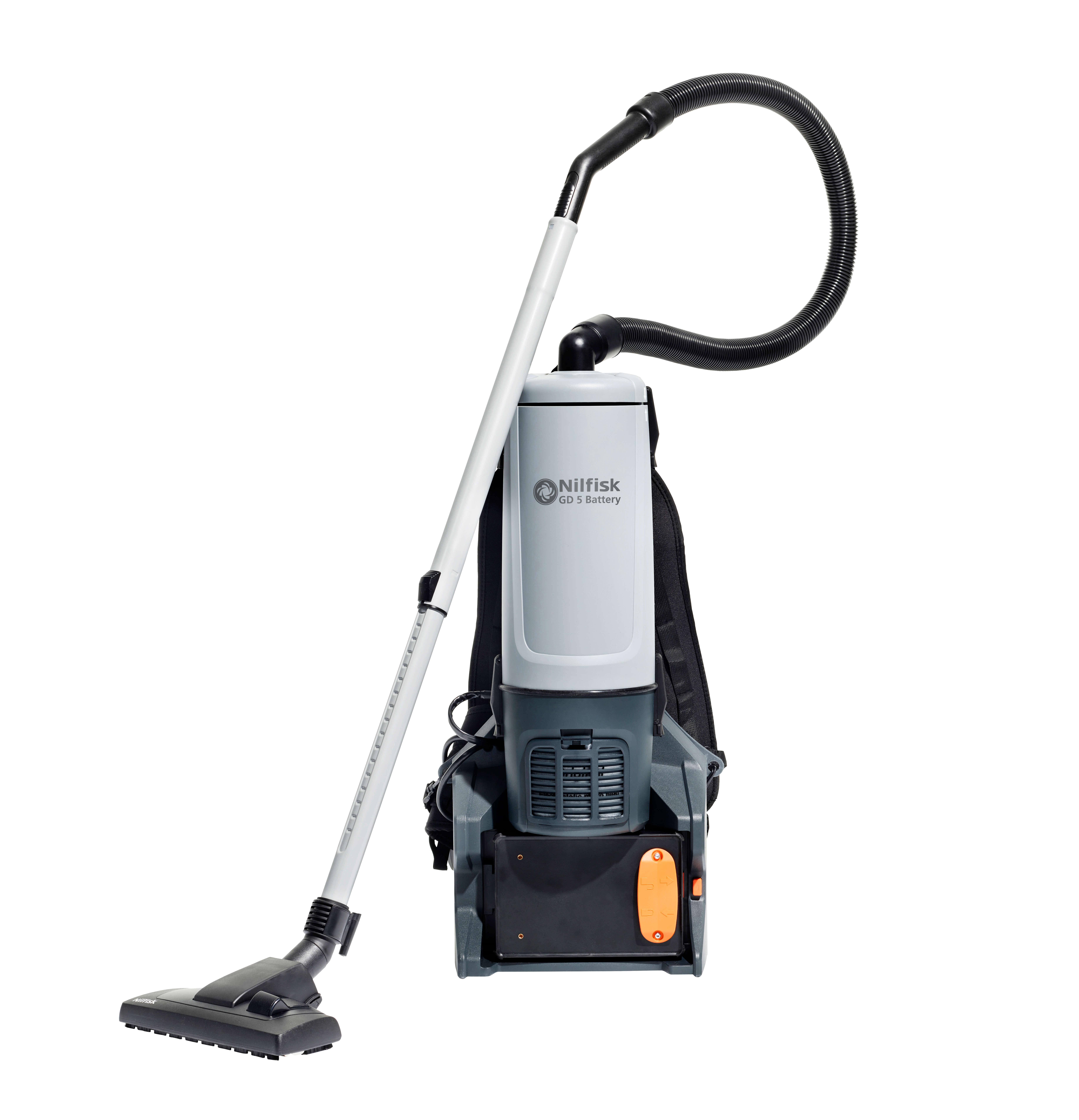 Cordless battery vacuum
