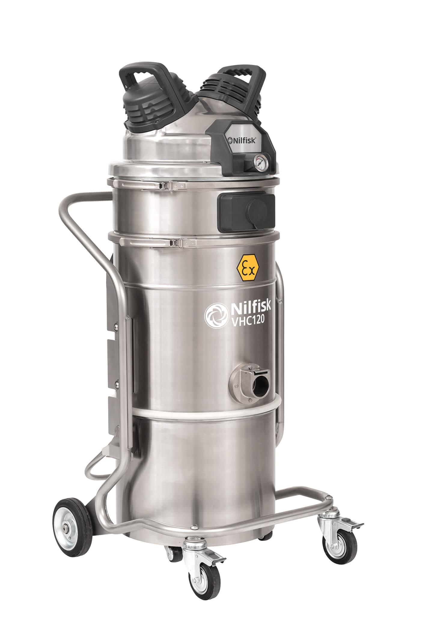 VHC120 EXP Industrial Vacuum